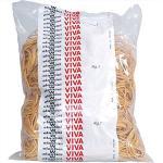 Viva E050 Elastico, Diametro 50 mm, Giallo