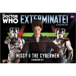 Warlord Games Doctor Who Missy & The Cybermen Wargame
