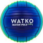 WATKO. Pallone pallanuoto 100 GRIP blu verde