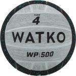 WATKO. Pallone pallanuoto 500 zavorrato 800 g taglia 4