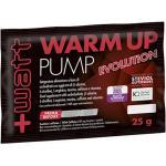 +Watt Warm Up Pump Evolution Integratore per Sportivi Pre-Workout, 25g