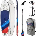 White Water Funboard 10'2 Set SUP Paddle blu Stand up paddle