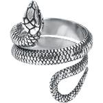 Wildcat - Snake Ring - Anello - Donna - colore argento