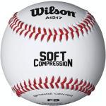 Wilson A1217 Soft Compresion Baseball palla da baseball