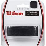 Wilson Grip WRZ4209BK Impugnatura Cushion Pro Repl Grip, Grip Base, Unisex, Nero, 1 Unità