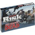 winning-moves Gioco da tavolo Risiko Walking Dead Versione Inglese Di Strategia Per Adulti
