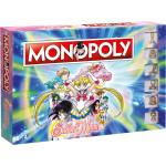 Winning Moves Sailor Moon Monopoly