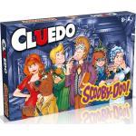 Winning Moves Scooby Doo Cluedo