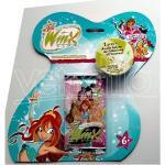 Winx Box 6 Bustoe Blister + Anelli Carte Collezionabili - Da Gioco/collezione
