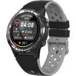 Wotchi GPS Smartwatch W70G con bussola, barometro e altimetro - Black