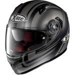X-Lite X-661 Slipstream N-Com Casco, nero, dimensione XL