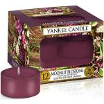 Yankee Candle Candele tealight profumate Moonlit Blossoms 12 x 9,8 g