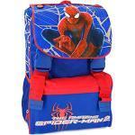 Zaino ESTENSIBILE scuola elementare Spiderman italian style