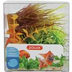 Zolux Decorazione Acquari Mix 6 Piante Box Modello 3