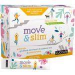 Zuccari Move&Slim Integratore Controllo Peso Slimmante, 25 x 10ml